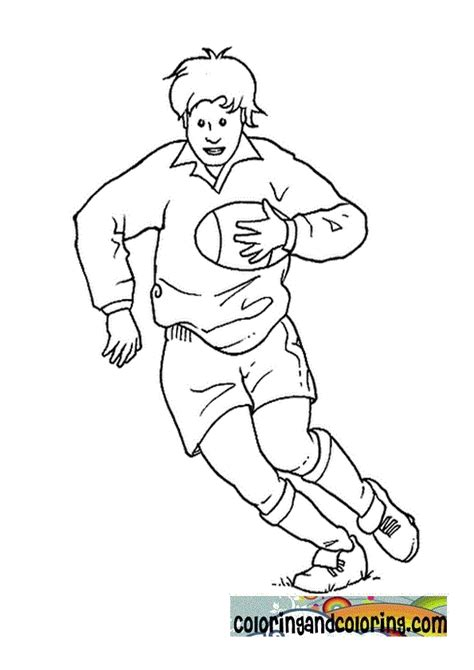 Rugby League Colouring Pages Free Coloring Pages Of Rugby Ball by Rugby League Colouring Pages