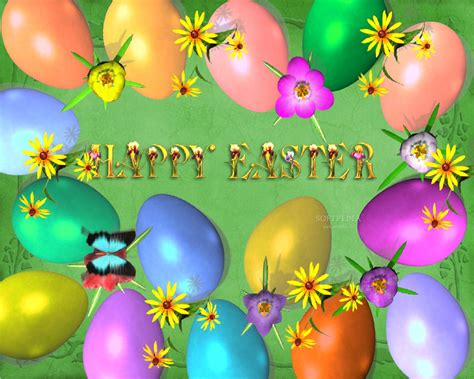animated easter wallpaper
