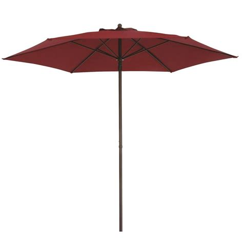 7 Ft Patio Umbrella 7 1 2 Ft Patio Umbrella In Uts00201e The Home Depot