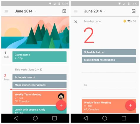 material design app xda sneak peek at android l s redesigned settings gmail