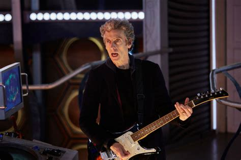 whos the guy playing guitar in direct tv commercial doctor who to be halved for series 10 because peter
