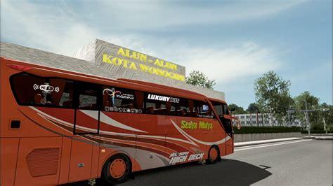 Terbaru Teh Javana review update terbaru map ale all new javana ets2 mod indonesia