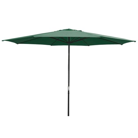 13 Foot Patio Umbrella 13 Ft Sun Shade Patio Aluminum Umbrella Uv30 Outdoor Market Garden Deck Ebay