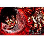 Anime Hellsing Abstracto Hd Dibujo Rojo Colores