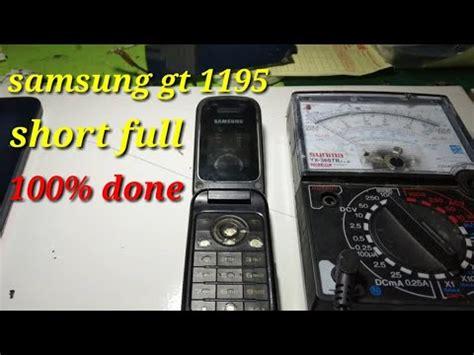 Cassing Fullset E1195 samsung e1195