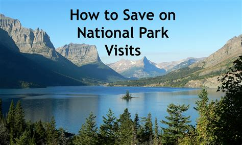 how to save on national park passes hilton mom voyage