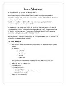 wedding planning contract templates doc 10201320 wedding planning contract templates