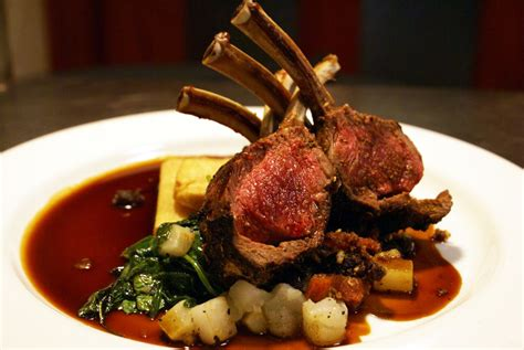 french cooking classic rack of lamb recipe dishmaps
