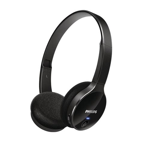 Headset Philips wireless headphones philips bluetooth shb4000 10
