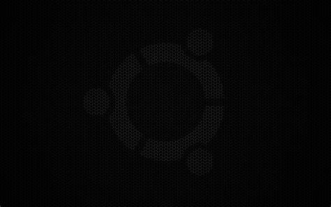 wallpaper black theme dark ubuntu wallpaper 434738