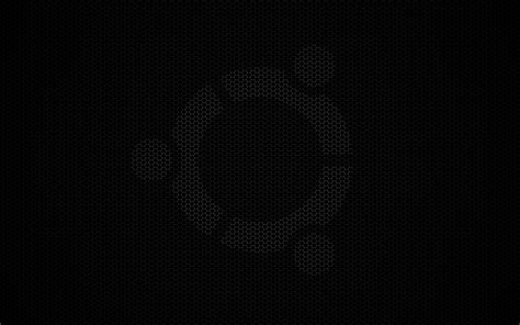 black theme dark ubuntu wallpaper 434738