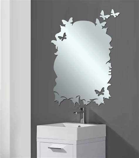 Funky Bathroom Lights Bathroom Funky Bathroom Mirrors Best Ideas Of Charming Mirror Cabinet Small Unique Shaped Wall