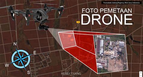 pemetaan drone herry tjiang