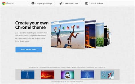 personal themes for google chrome my chrome theme lets you personalize your browser