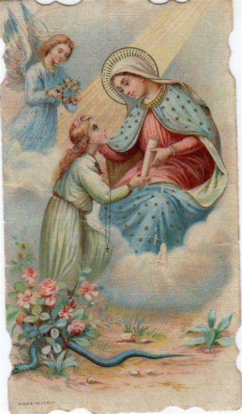 imagenes catolicas antiguas muy antiguas e importadas estas religiosas lote 3 4139