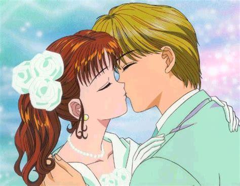 giochi di ragazze e ragazzi si baciano sul letto piccoli problemi di cuore 1997 anime anni 90