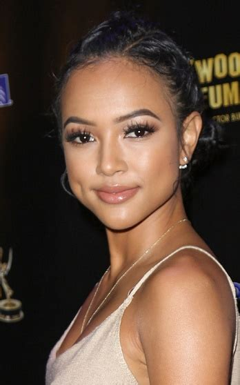 karruche tran hairstyle pictures hairstyles karrueche tran braided updo sophisticated