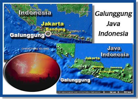 Or Questions Indonesia Galgunggung Facts And Figures
