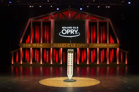 grand ole opry house five unique music venues in nashville