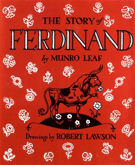 story philosophy the story of ferdinand animal rights violence conformity and obedience to