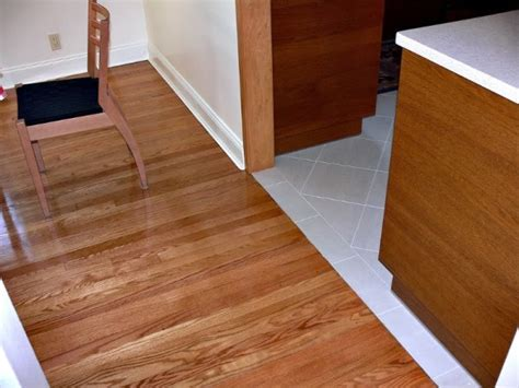 tile and wood combinations