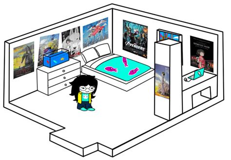 homestuck chat rooms my homestuck room yeah by kco1 on deviantart