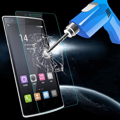 Tempered Glass One Plus X Screen Protector 2 5d 0 26mm screen protection tempered glass oneplus 3 3t