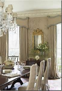 Formal Dining Room Drapery Ideas Cornice Boards Summerfield