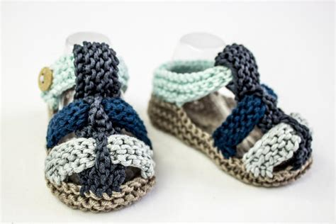 6 Baby Bootie Knitting Patterns On Craftsy