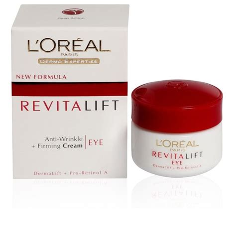 L Oreal Anti Aging l oreal revitalift anti wrinkle eye intensive