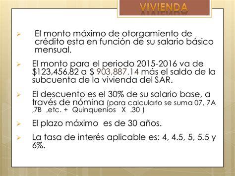 monto de pension por invalidez 2016 upcoming 2015 2016 vivienda 2015 snte 32