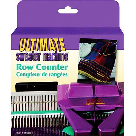 ultimate knitting machine caron the ultimate knitting machine row counter walmart