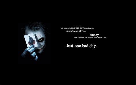 Joker Quotes Joker Sayings Quotes Quotesgram