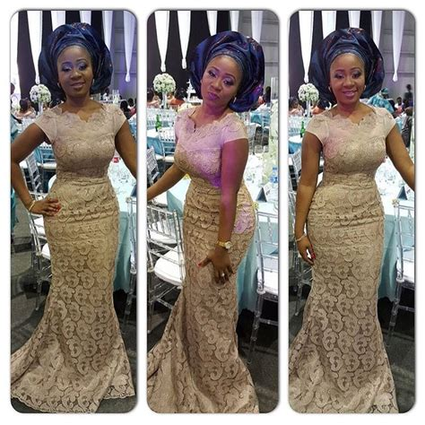 lace styles 2017 for owambe guests to blast voguish lace aso ebi styles for owambe party