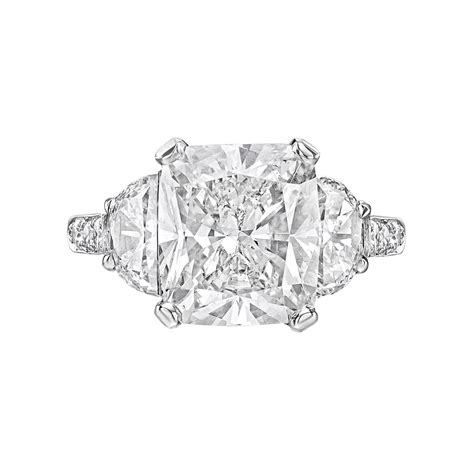 cusion diamond cushion cut diamond cushion cut diamond ring 5 carat