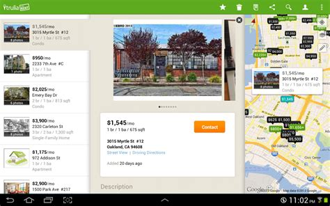 trulia apts homes for rent android apps on play