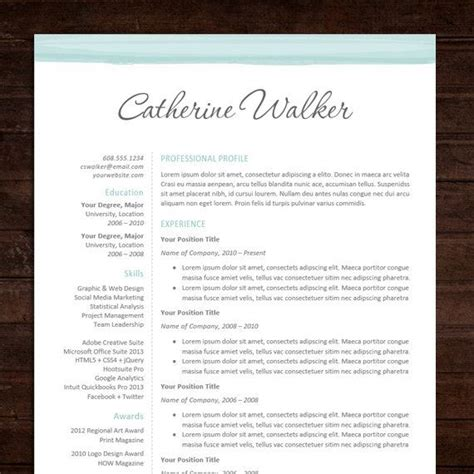 resume layout design free download 189 best resume cover letters images on pinterest