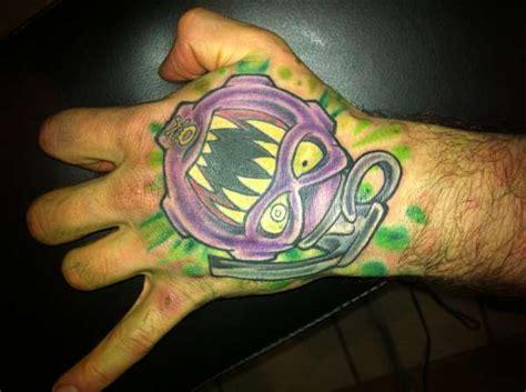 grenade tattoo grenade tattoomagz
