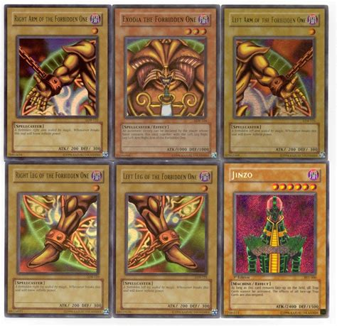 Kartu Yugioh Prior Of The Barrier Common suche yugioh jinzo psv 000 exodia lob 101