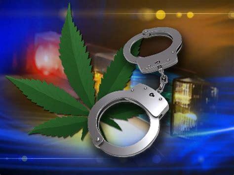 fregato dal forte odore di cannabis in manette autoproduce cannabis per uso personale arrestato
