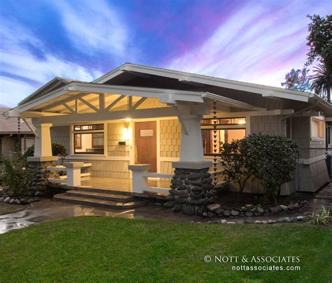 craftsman style bungalows in pasadena ca arts and crafts completely restored 1910 craftsman home in south pasadena