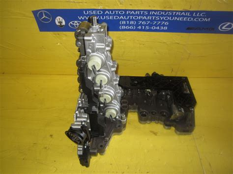 security system 1986 audi 5000s transmission control audi transmission control module valve body 0b5 927 256 used auto parts mercedes benz