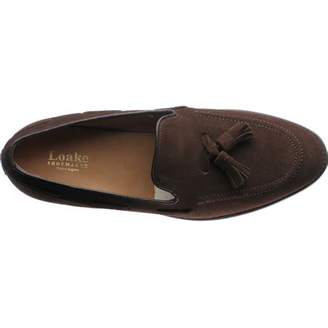 loake tassel loafers suede tassel loafer loake lincoln mod shoes