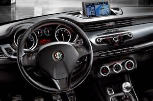 Alfa Romeo Giulietta Inside 2016 Alfa Romeo Giulia Carsfeatured