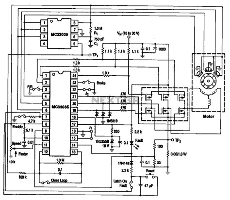 motor circuit page 5 automation circuits next gr