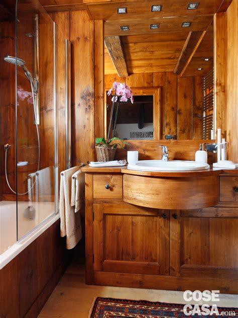 libreria cortina statale mansarda tutta legno nuova vita per la casa di montagna