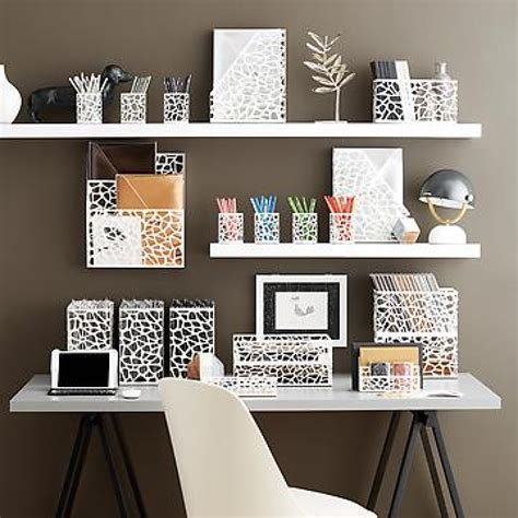 Office Desk Storage Ideas Home Office Work Office Organization Ideas Home Office Organizing Decorating Your Desk