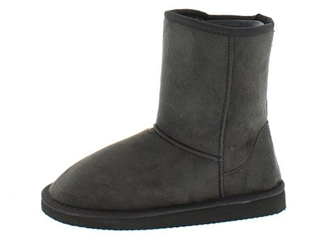 shoes of soul warm boots grey