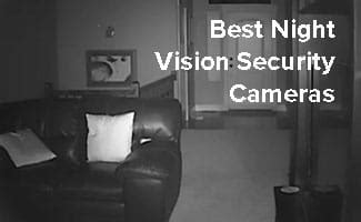 2018's best outdoor night vision security cameras: reviews