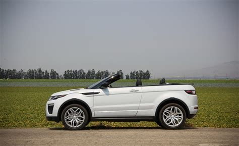 2017 Range Rover Convertible by 2017 Land Rover Range Rover Evoque Convertible Photo